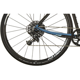 VOTEC VRX Comp Gravel, black-petrol blue
